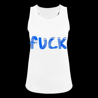 Fuck Windows Error - Pustende singlet for kvinner