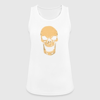 Skeleton Aggressive - Women's Breathable Tank Top