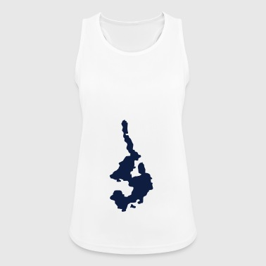 Island - Women's Breathable Tank Top