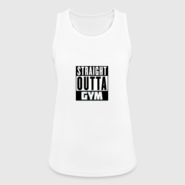 Straight Outta - Frauen Tank Top atmungsaktiv