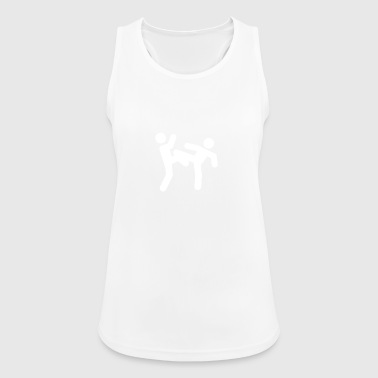martial arts - Women's Breathable Tank Top