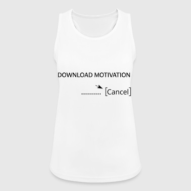 download motivation - Women's Breathable Tank Top