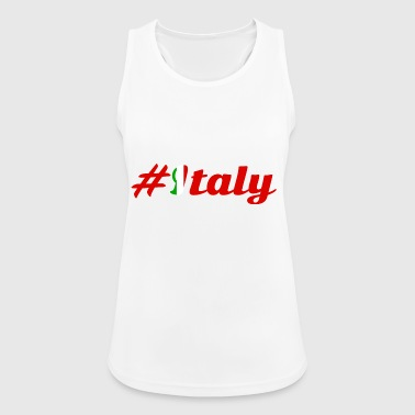 #Italy - Women's Breathable Tank Top