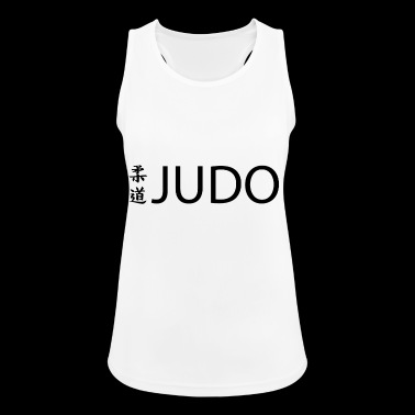 JUDO LOGO - Women's Breathable Tank Top