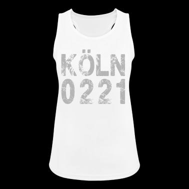 Code of Cologne - Women's Breathable Tank Top