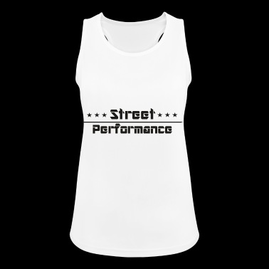 Street performance - Women's Breathable Tank Top