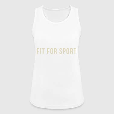 FIT FOR SPORT - Dame tanktop åndbar