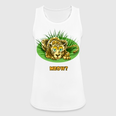 leopard - Women's Breathable Tank Top