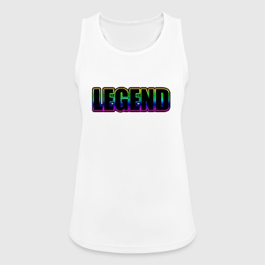 Legend - Women's Breathable Tank Top