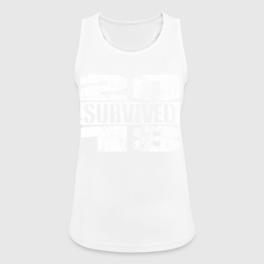 Survived in 2018 - survived - Women's Breathable Tank Top