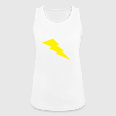 lightning - Women's Breathable Tank Top
