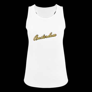 Amsterdam - Women's Breathable Tank Top