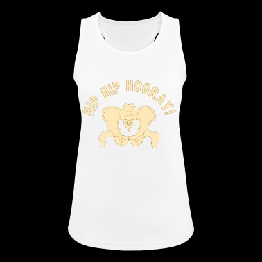 Hip Hip Hooray Gift - Women's Breathable Tank Top