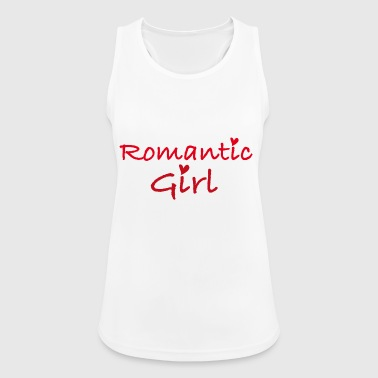 romantic girl - Women's Breathable Tank Top