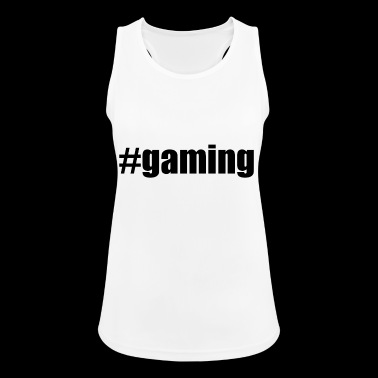 #gaming - Women's Breathable Tank Top