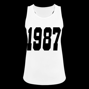 1987 - Women's Breathable Tank Top