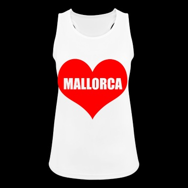 malls heart - Women's Breathable Tank Top