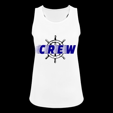 Crew boat water sports - Women's Breathable Tank Top