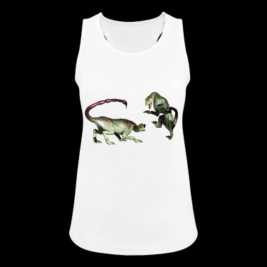 Fantastic creatures - Women's Breathable Tank Top