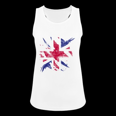 Great Britain flag gift British flag - Women's Breathable Tank Top