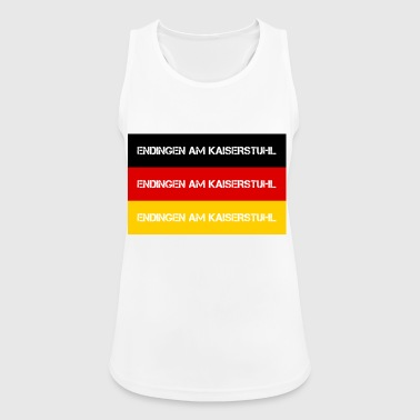 STADTENDINGEN AT THE EMPEROR, GERMANY - Women's Breathable Tank Top