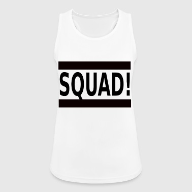 SQUAD! - Women's Breathable Tank Top