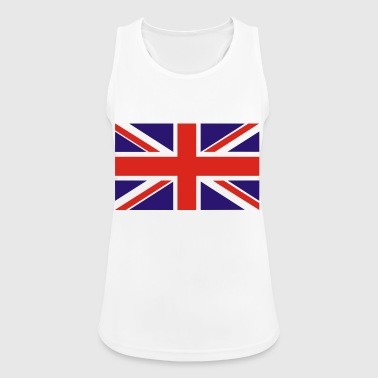 Union Jack - Top da donna traspirante
