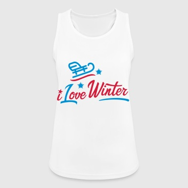 winter - Women's Breathable Tank Top