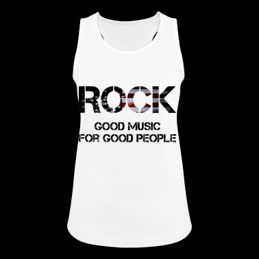 Rock music - Women's Breathable Tank Top