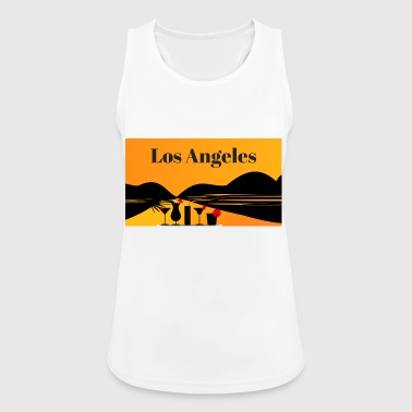 Los Angeles - Frauen Tank Top atmungsaktiv