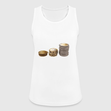 Euro pieces - Women's Breathable Tank Top