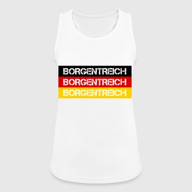 CITY OF BORG REGION, GERMANY - Women's Breathable Tank Top