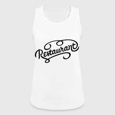 restaurant - Women's Breathable Tank Top