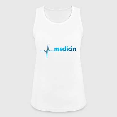 Medicin - Women's Breathable Tank Top