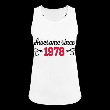 1978 - Women's Breathable Tank Top