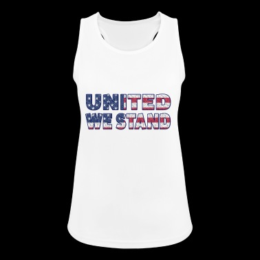 United We Stand - Vrouwen tanktop ademend