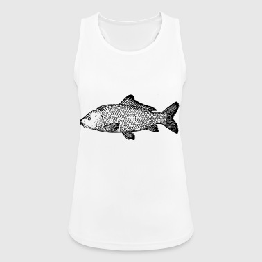 carp - Women's Breathable Tank Top