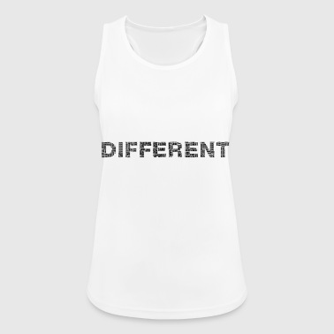 different, different - Women's Breathable Tank Top