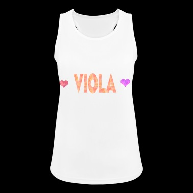 viola - Women's Breathable Tank Top