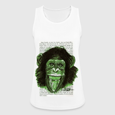 GREEN MONKEY - Women's Breathable Tank Top