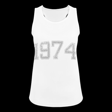 1974 vintage - Women's Breathable Tank Top