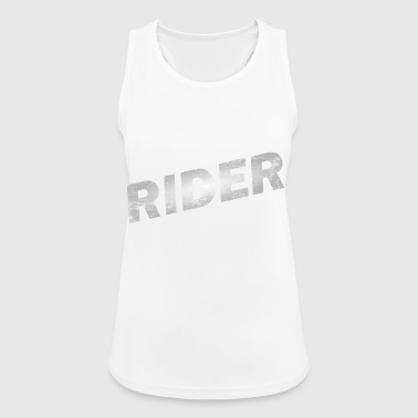 Rider - Rider, Driver, Rider, Driver - Women's Breathable Tank Top