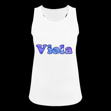 Name: Viola - Women's Breathable Tank Top