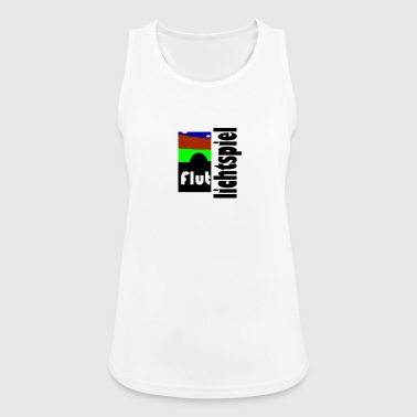 Floodlit match - Women's Breathable Tank Top