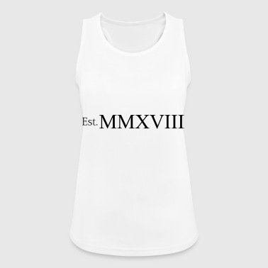Established in MMXVIII - Women's Breathable Tank Top