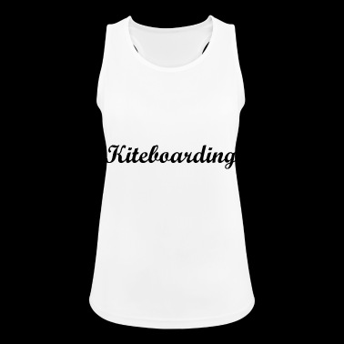 Kiteboarding Kitesurfing - Women's Breathable Tank Top