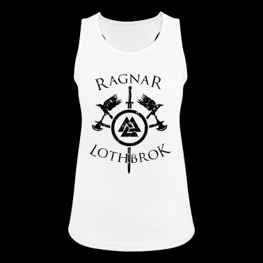Ragnar Lothbrok Viking Fighter Mythology Nordic - Women's Breathable Tank Top
