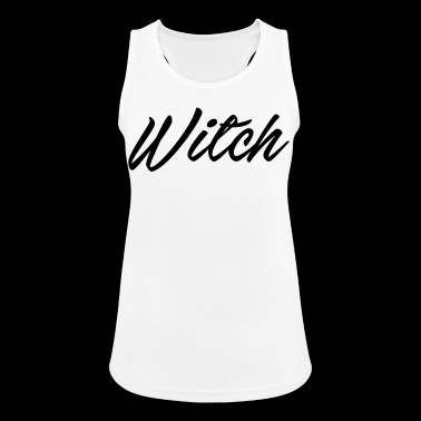 witch - Women's Breathable Tank Top