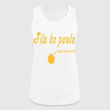 son of a hen and no son of a bitch - Women's Breathable Tank Top