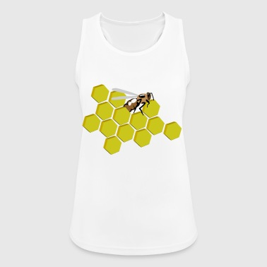 Bee & honey - Women's Breathable Tank Top